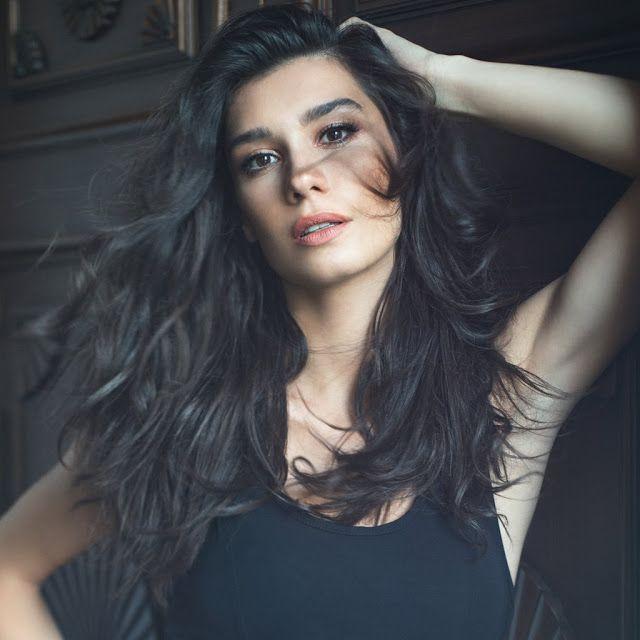 Burcu Kıratlı Turkish Actress