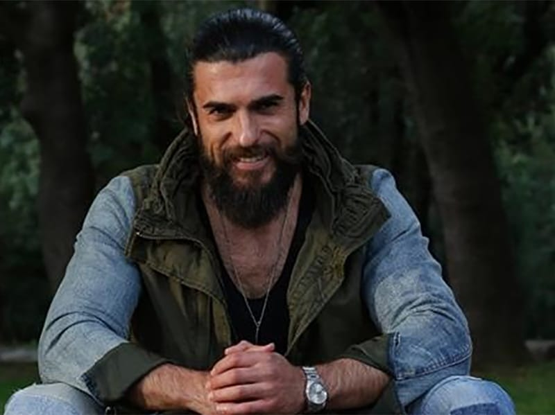 Cengiz Coskun Turkish Actor