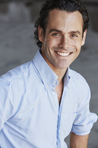 Chad Doreck American Actor, Voice Actor
