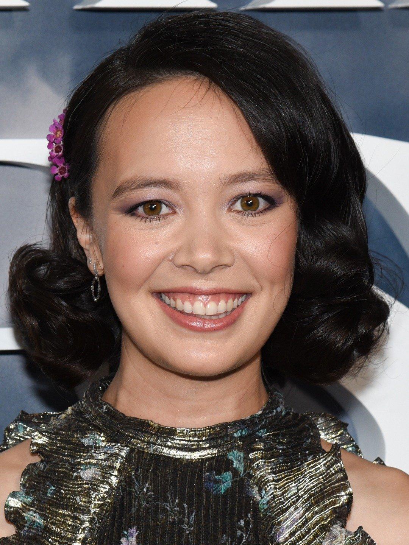 Charlotte Nicdao Australian Actress