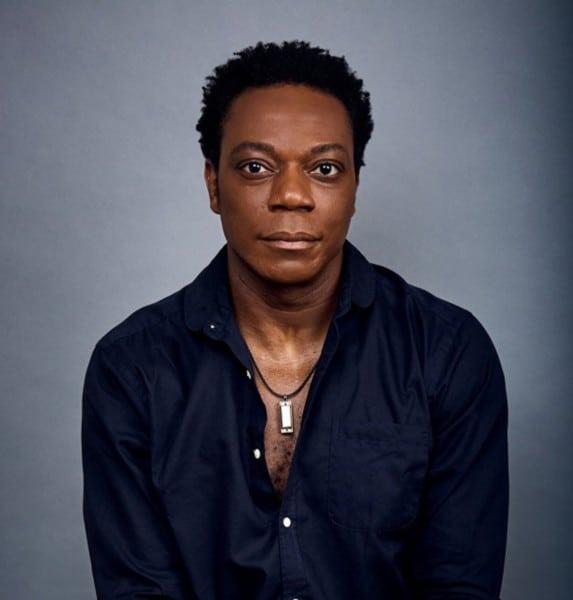 Chukwudi Iwuji Nigerian Actor