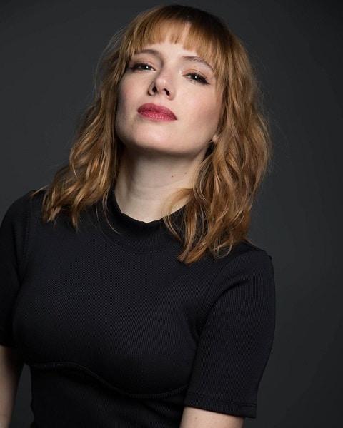 Diana Gómez Spanish Actress