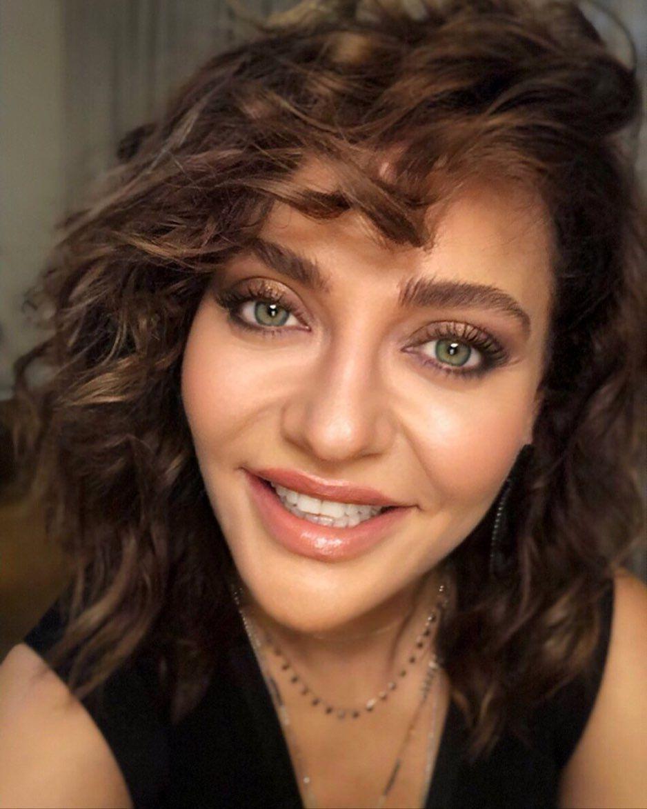 Didem Balcın Turkish Actress