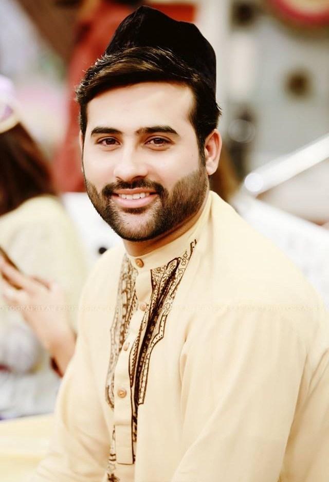 Faizan Sheikh Pakistani Actor
