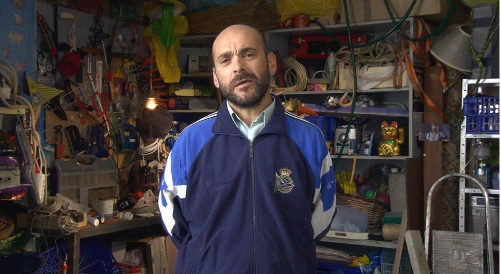 Federico Pérez Rey Spanish Actor