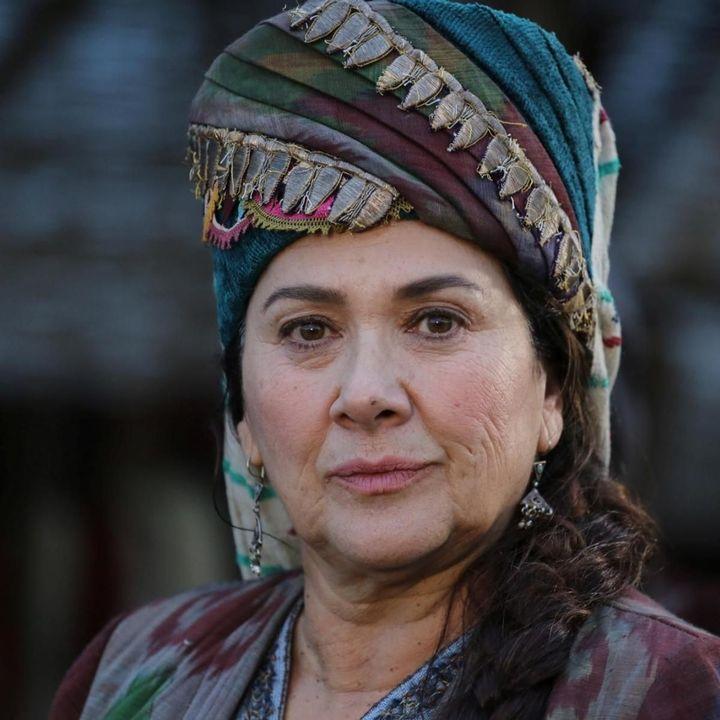 Hulya Darcan Turkish Actress