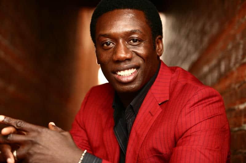 Hakeem Kae-Kazim Nigerian Actor
