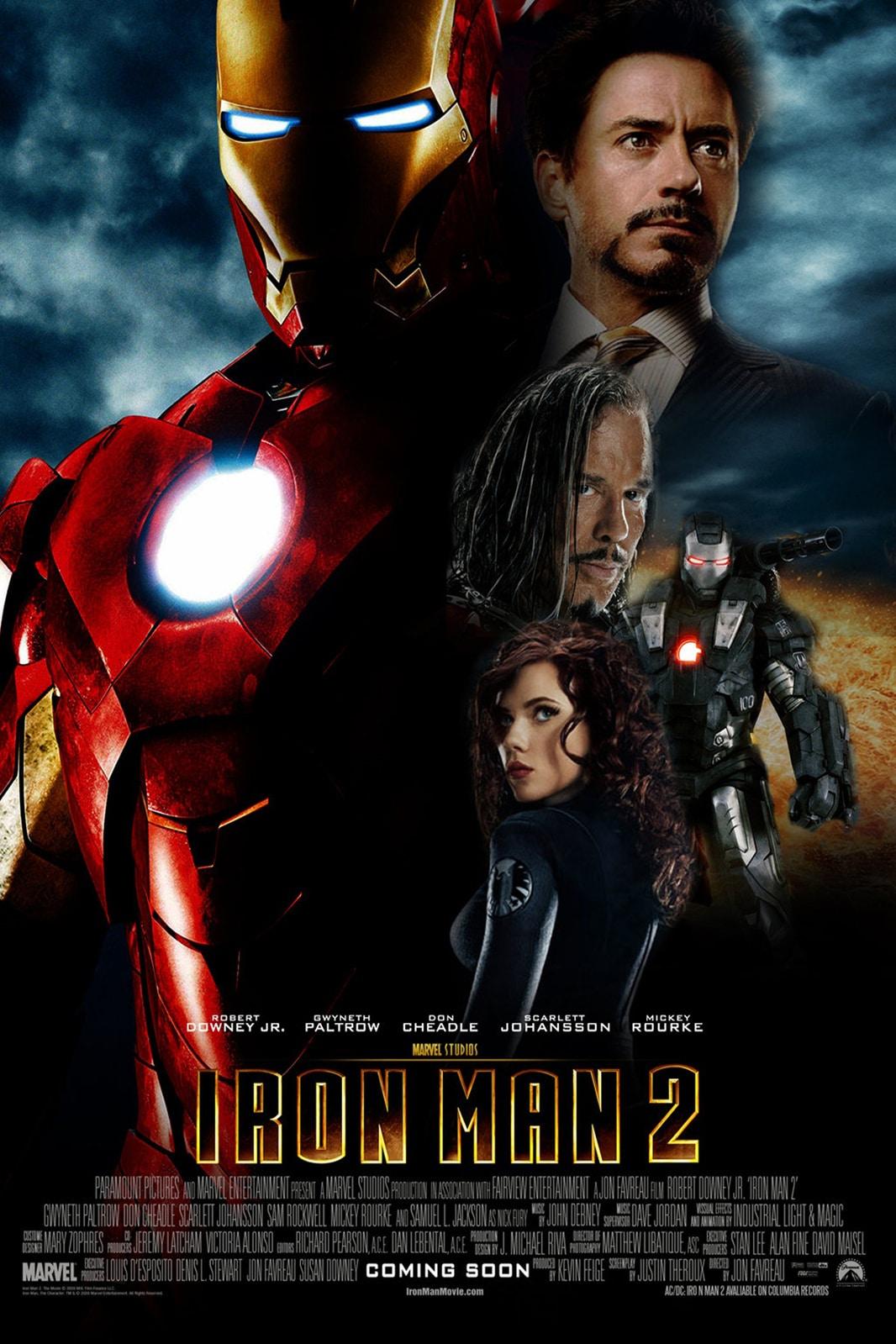 Iron Man 2 Producer Director Roles Salary Actors Cast Super Stars Bio