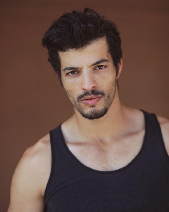 Jawed El Berni French, American Actor, Director, Martial Artist, Stuntman