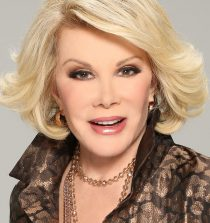 Joan Rivers Comedian, Actress, Writer, Producer, Host