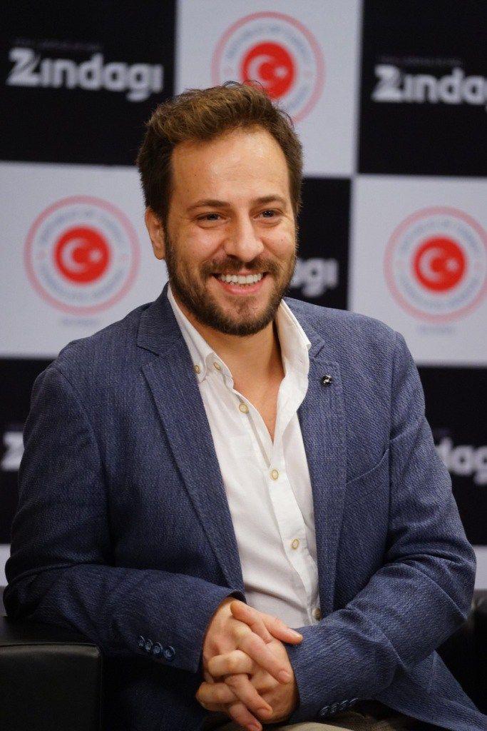 Kaan Tasaner Turkish Actor