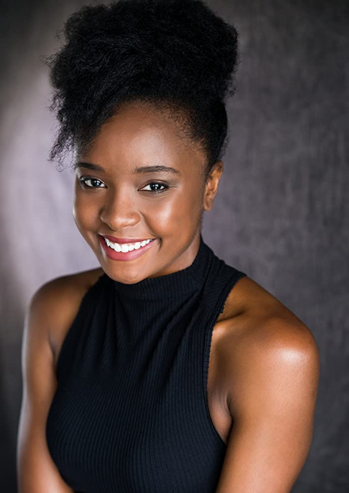Kiki Layne American Actress