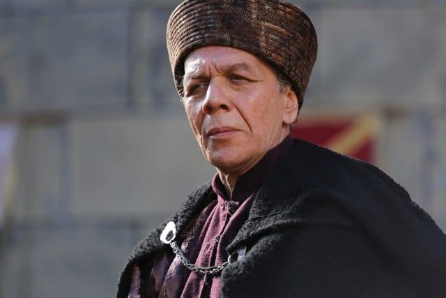 Levent Oktem Turkish Actor
