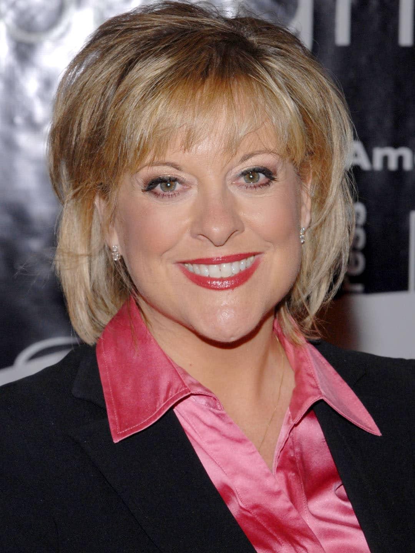 Nancy Grace American Journalist