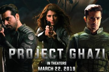 Project Ghazi poster 360x240