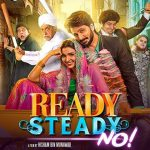 Ready Steady No poster 150x150