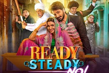 Ready Steady No poster 360x240