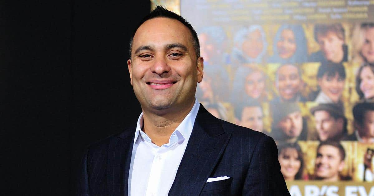 Russell Peters Canadian Actor, Comedian, Producer