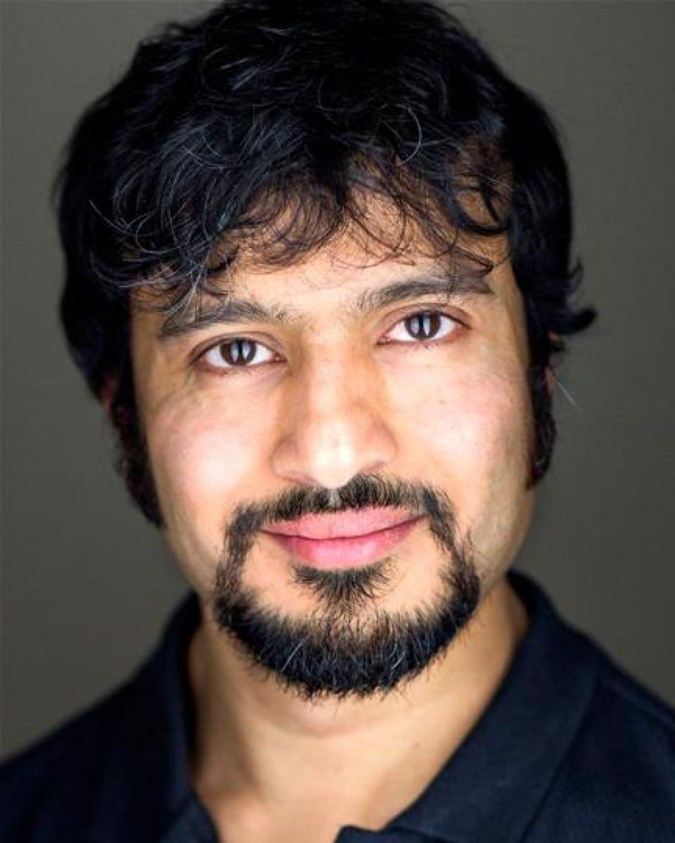 Saikat Ahamed British Actor