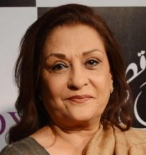 Samina Ahmad Actress