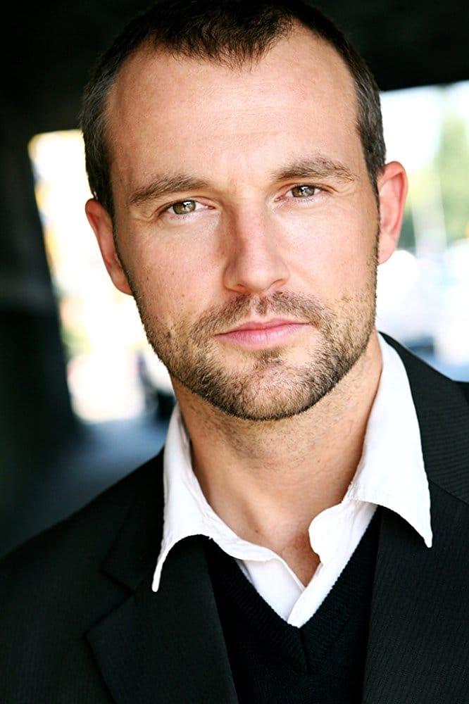 Shaun Benson Canadian Actor, Director