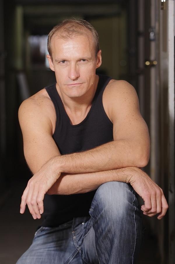 Simon Northwood British Actor
