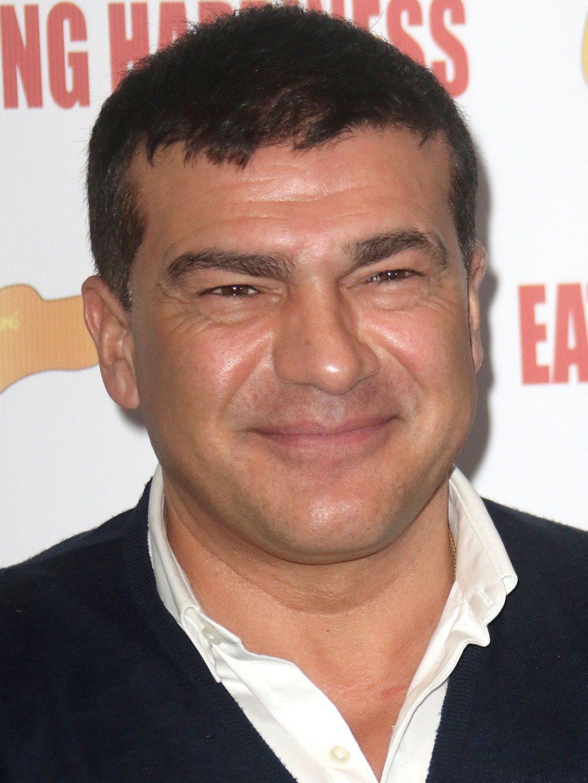 Tamer Hassan British, English 52 Years
