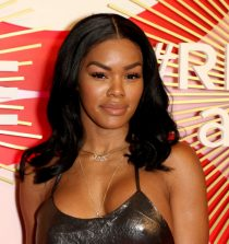 Teyana Taylor Actress, Dancer, Singer, Songwriter, Director, Model