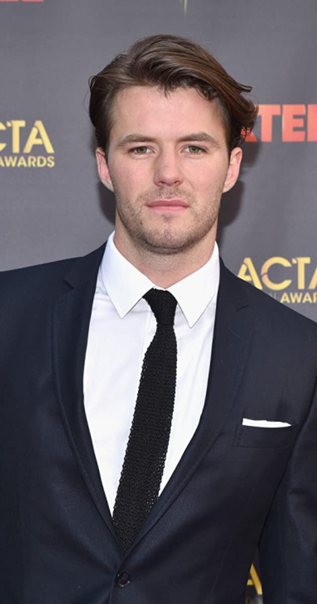 Thomas Cocquerel Australian Actor