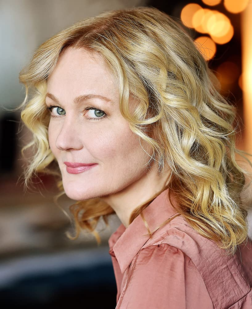 Tricia Munford American Actress