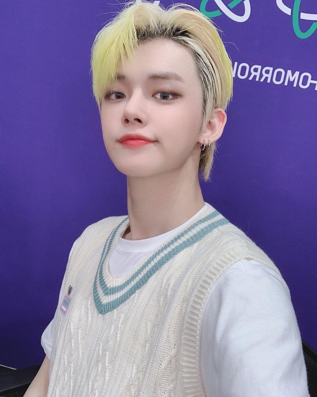 Yeonjun South Korean Singer, Rapper