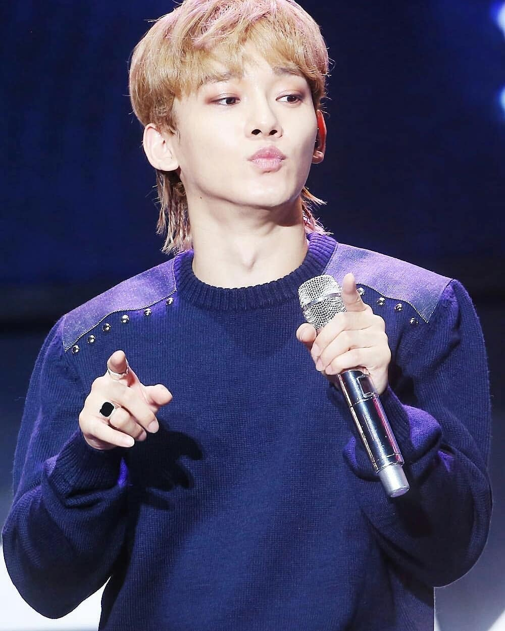 Chen South Korean Singer, Songwriter