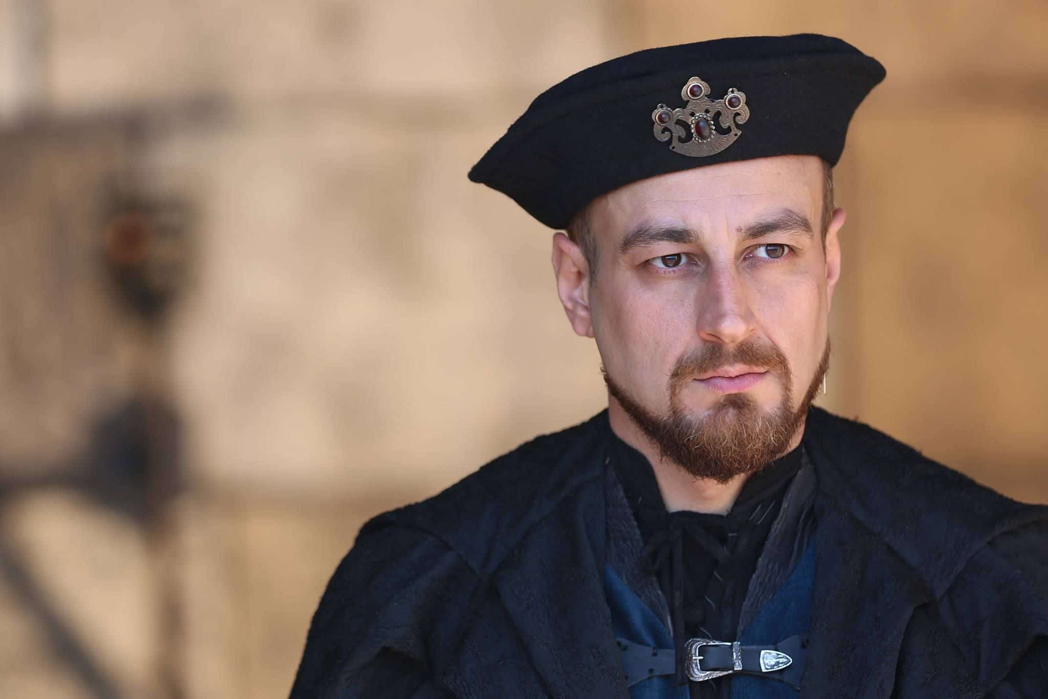 Lebip Gokhan Turkish Actor