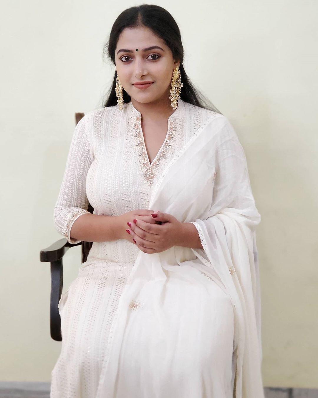 Anu Sithara Indian Actress