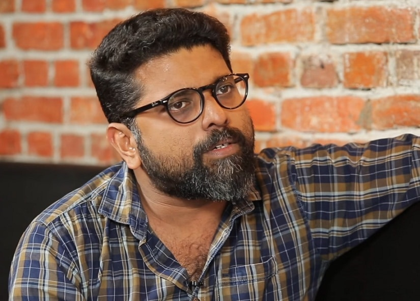 Mahesh Narayanan Indian Editor, Screenwriter, Director
