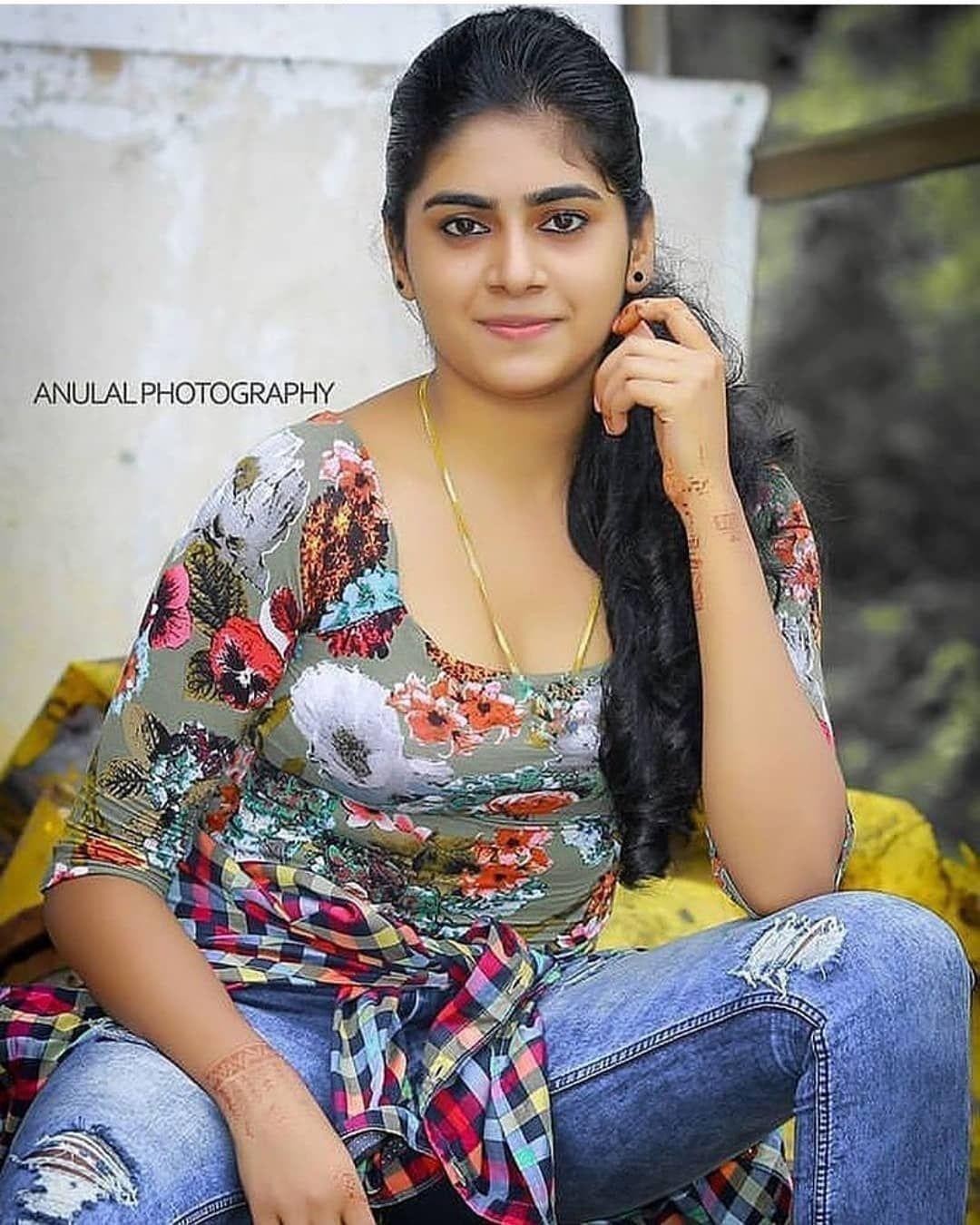 Nimisha Sajayan Indian Actress