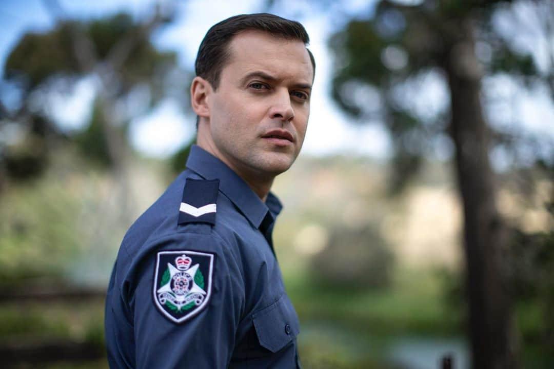 Oliver Ackland Australian Actor