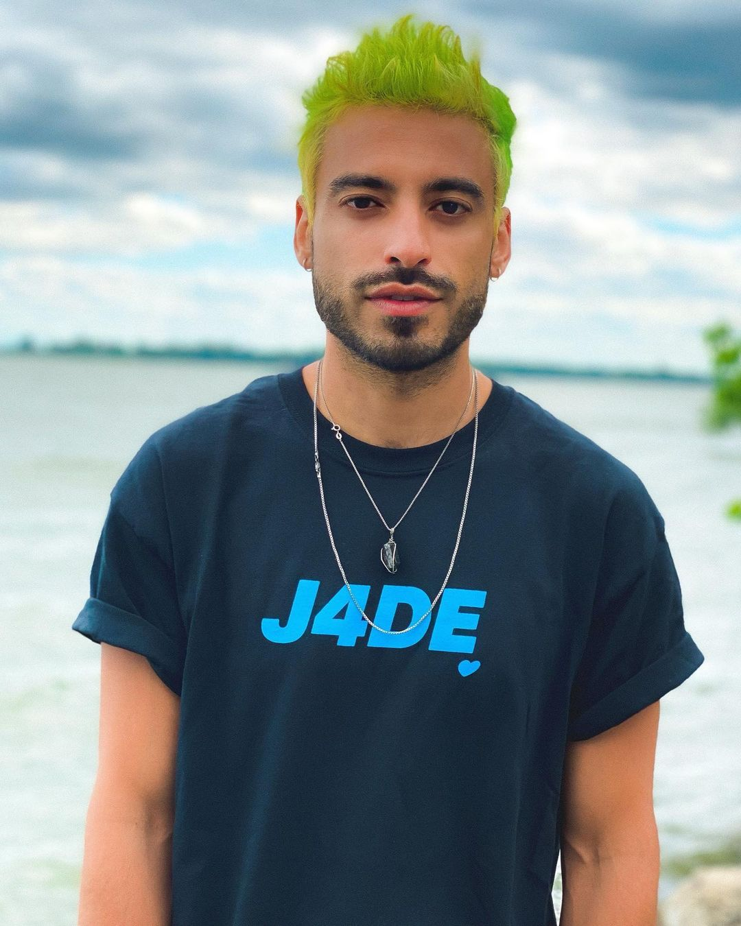 Jade Hassouné Canadian Actor, Dancer, Singer