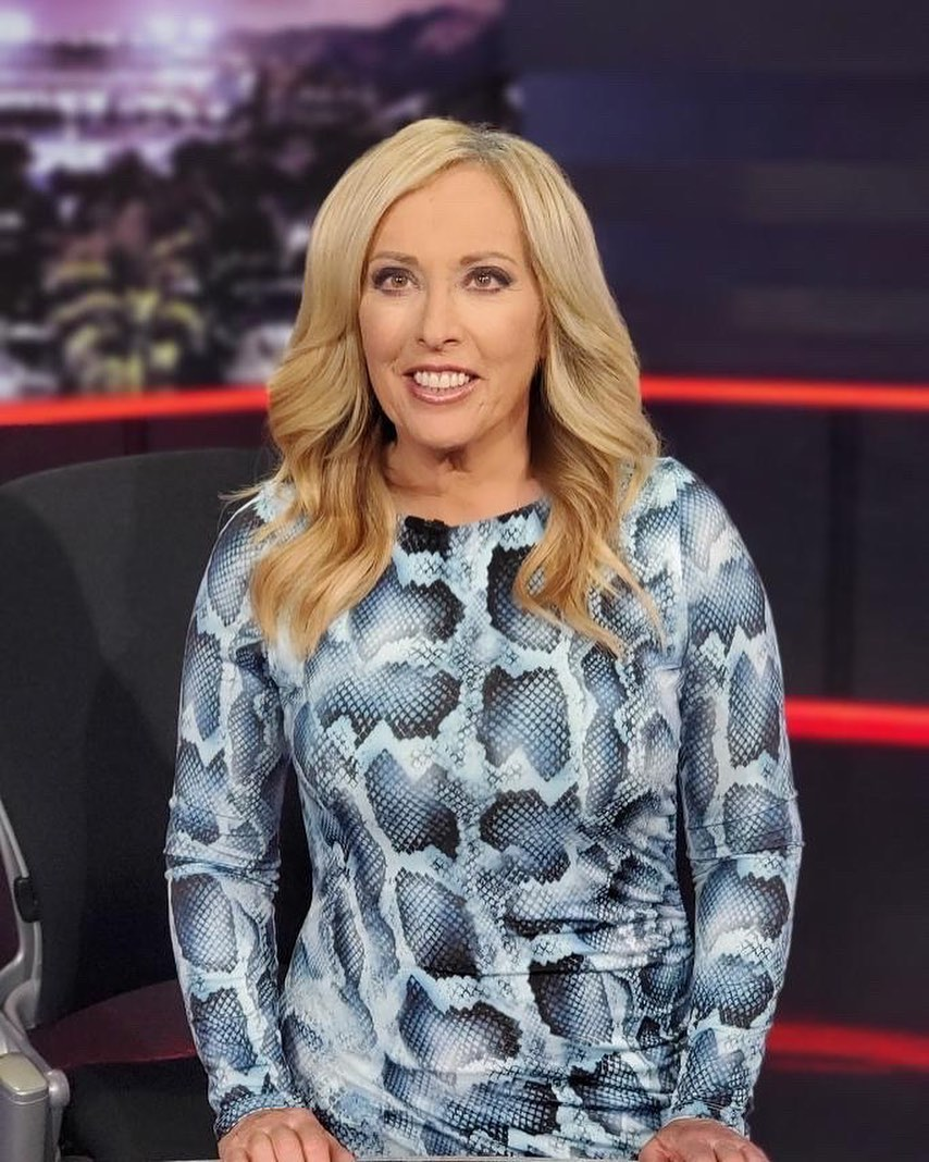 Linda Cohn American Sportscaster