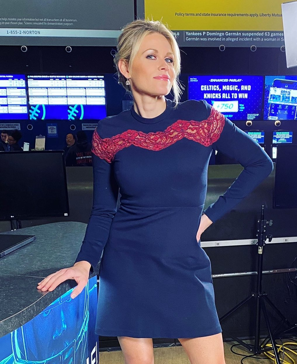 Lisa Kerney American Sportscaster