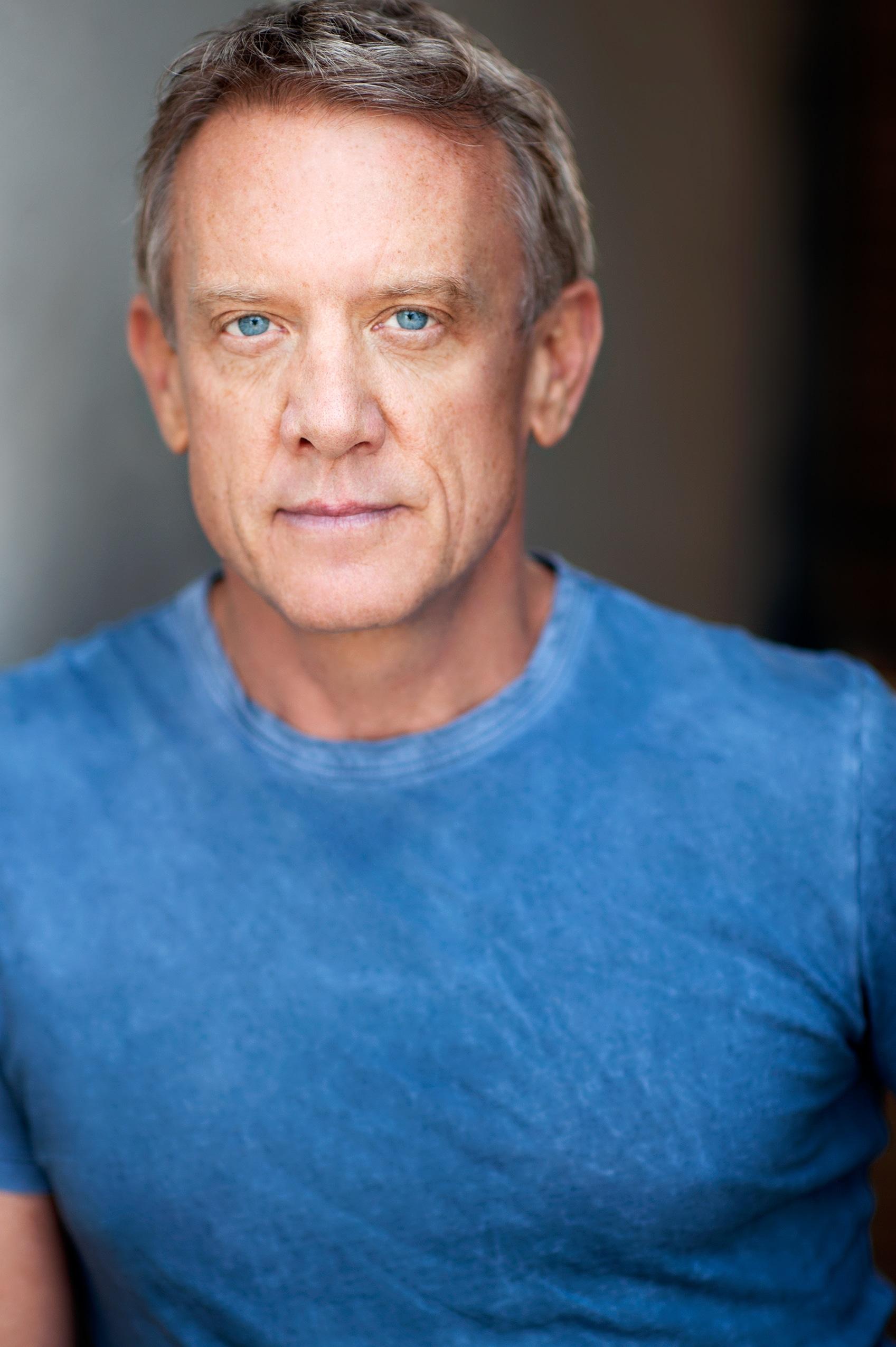 Simon Burke Australian Actor
