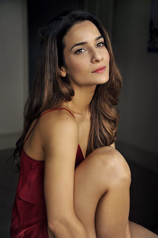 Andrea Demetriades Height