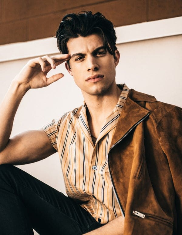 Andrew Matarazzo Brazilian Actor