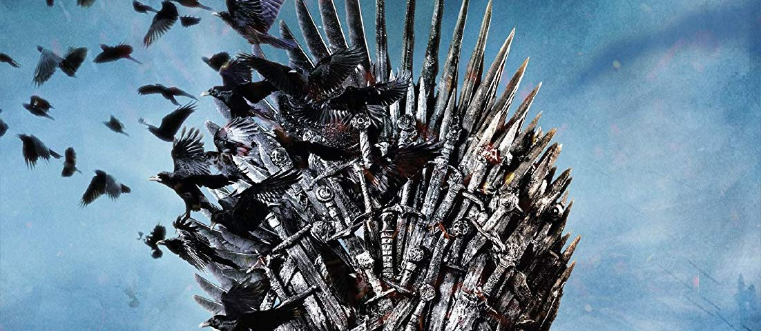 Game of Thrones poster 1102x480