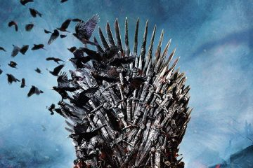 Game of Thrones poster 360x240