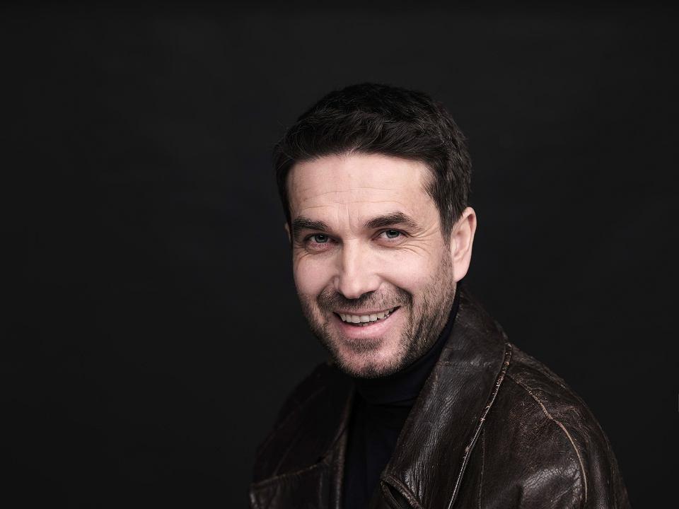 Marcin Dorocinski Polish Actor