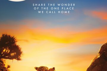 Our Planet poster 360x240