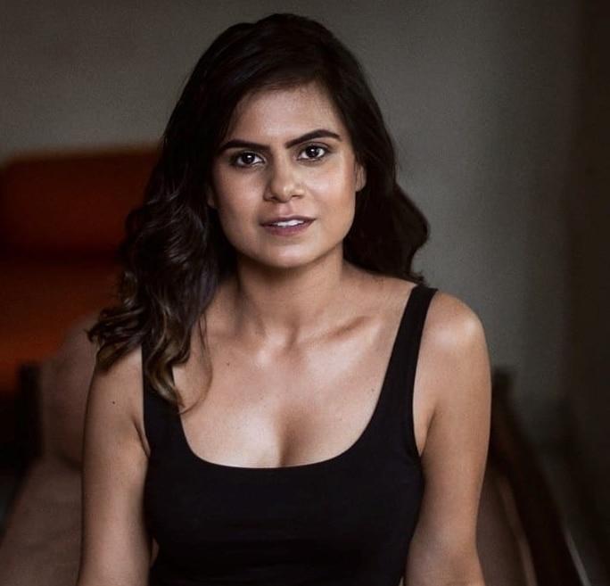 Prashansa Sharma Indian Actress