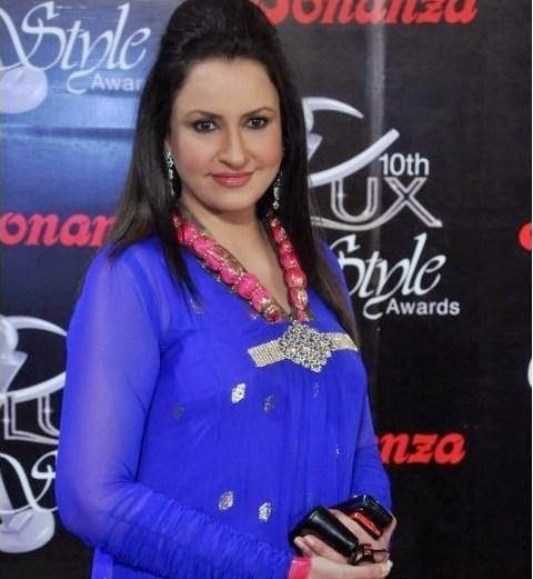 Saba Faisal Pakistani Actress