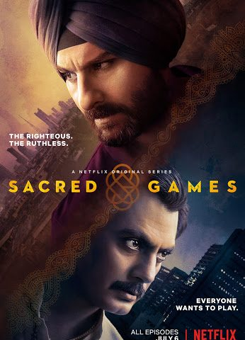 Sacred Games poster 346x480